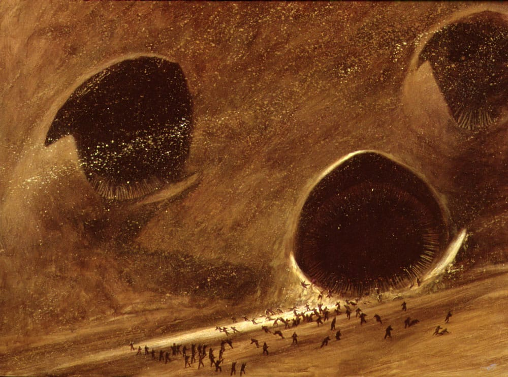 Dune and Oil – The Real World Influence Behind Frank Herbert's Dune