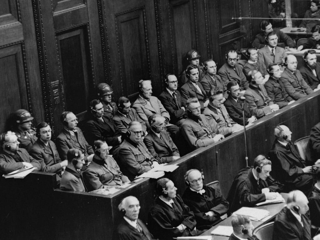 a history of the nuremberg trials the first international war crimes trials Although the legal justifications for the trials and their procedural innovations were controversial at the time, the nuremberg trials are now regarded as a milestone toward the establishment of a permanent international court, and an important precedent for dealing with later instances of genocide and other crimes against humanity.