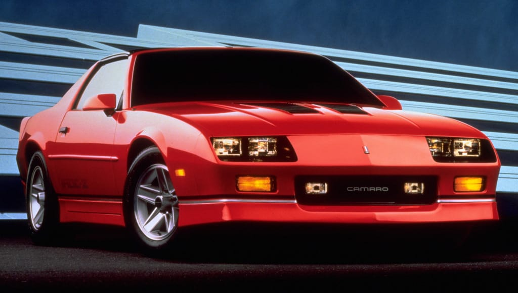 Classic 80s Muscle Cars | Wheel