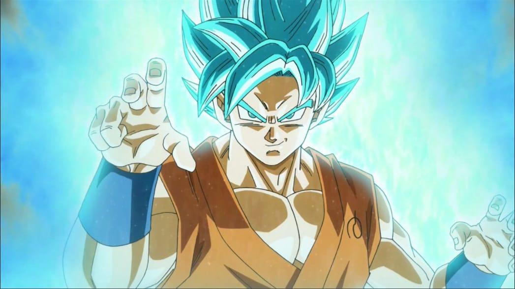The Theory Behind Super Saiyan Blue Power Levels God Ki And Hidden Potential