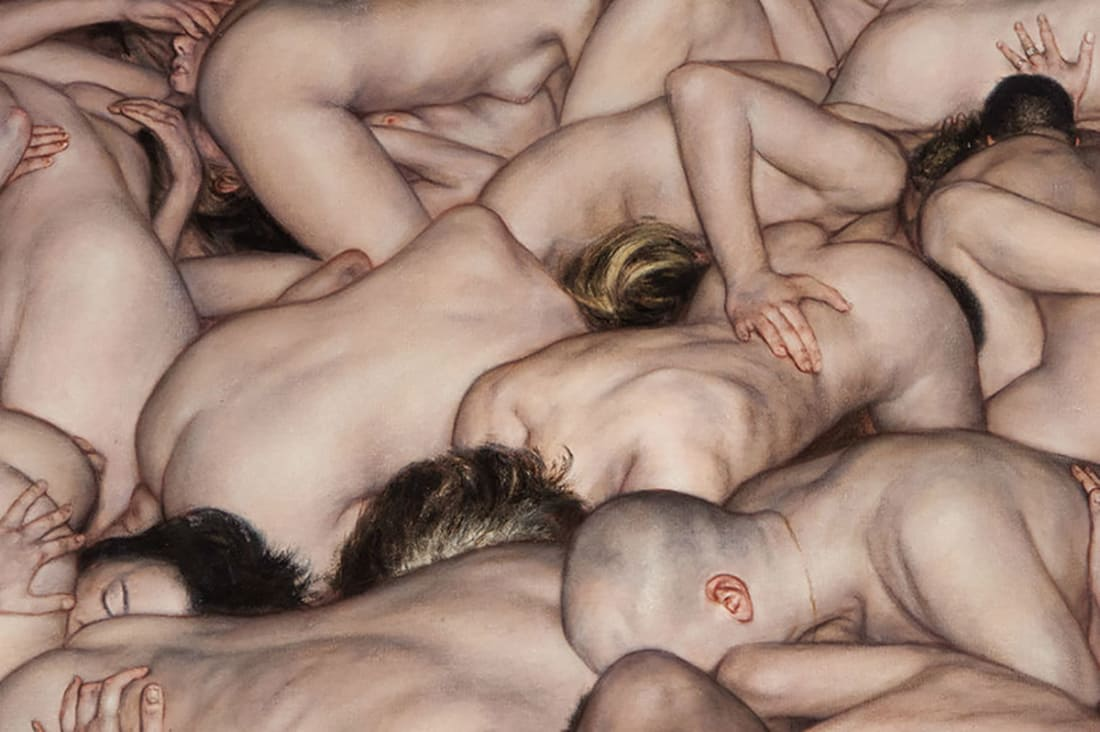 Artwork by Dan Witz