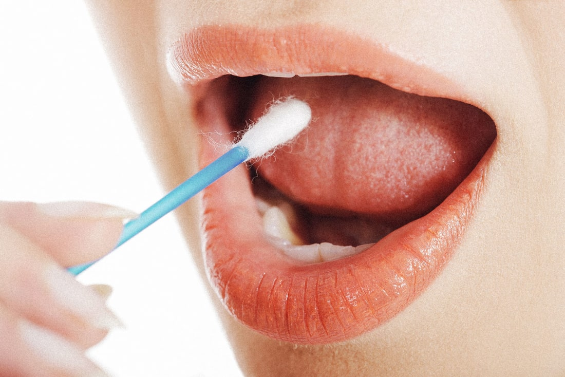 S is for Saliva Testing