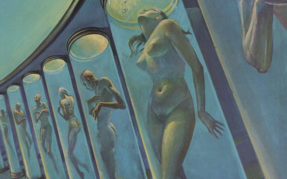 Isaac Asimov's Cryogenic Predictions