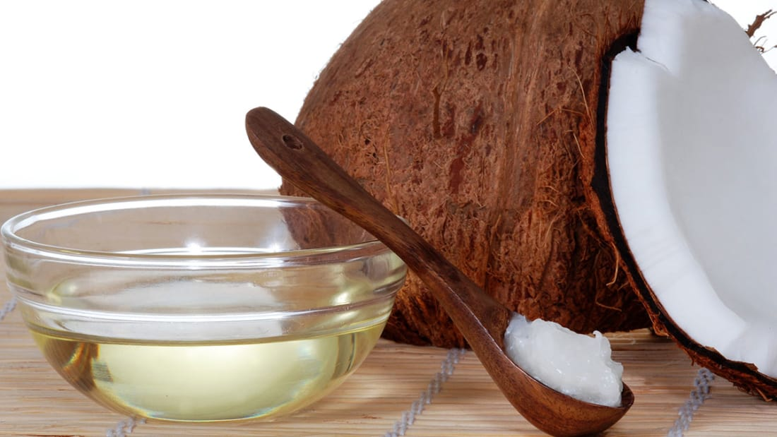 Coconut Oil Is a Natural Moisturizer