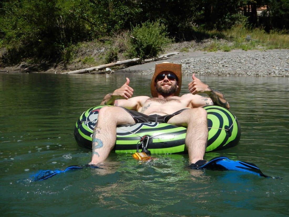 Drunken River Rides Are a No
