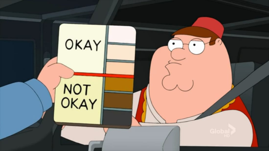 """""""Airport Security Check Color Chart."""" WeKnowMemes.com. 19 Jul 2013. http://weknowmemes.com/2013/07/airport-security-check-color-chart/"""