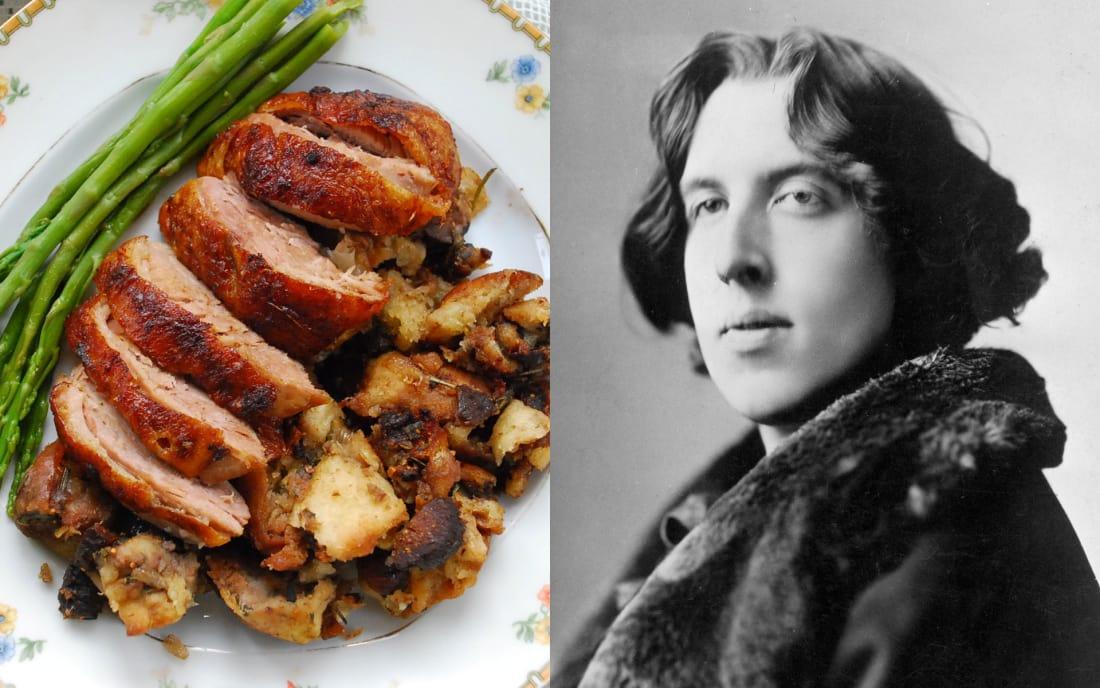 Oscar Wilde: Roast Duck