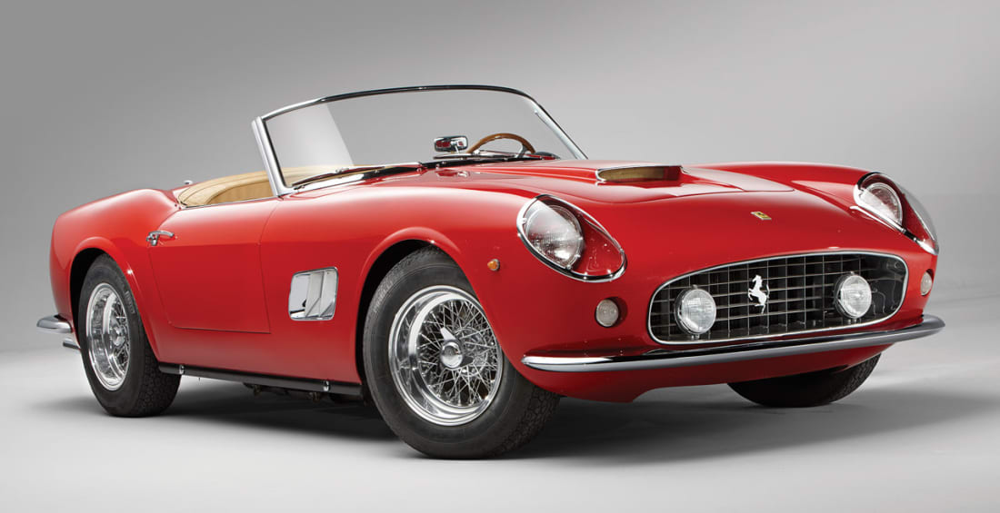 Most Expensive Vintage Cars Of The S Wheel - Famous classic cars