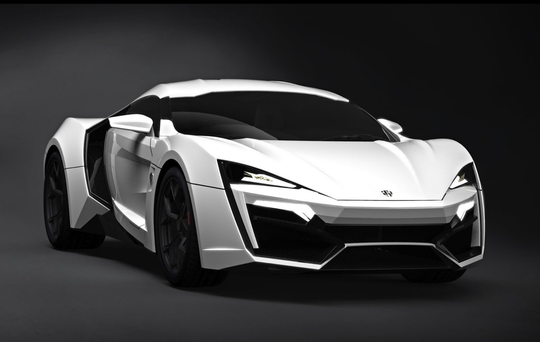 Most Expensive Cars In The World Wheel - Expensive cars