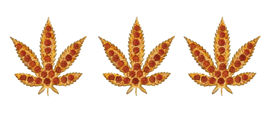 How To Make Reefer Pizza