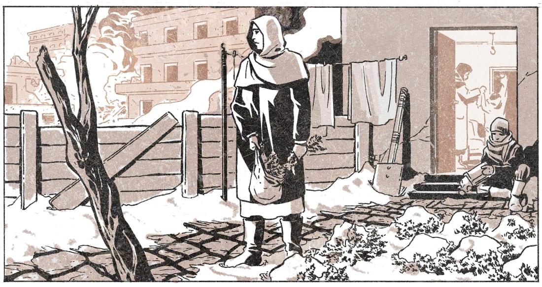 Madaya Mom: How Marvel's Latest Comic Profiles A Real-Life Superhero