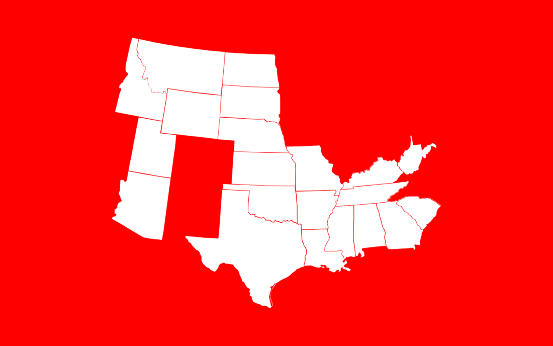 What To Do If Your State Turns Red