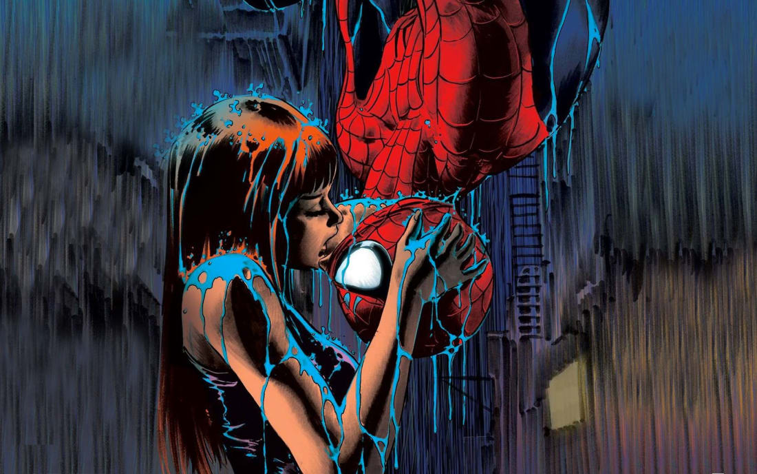 dating peter parker would include