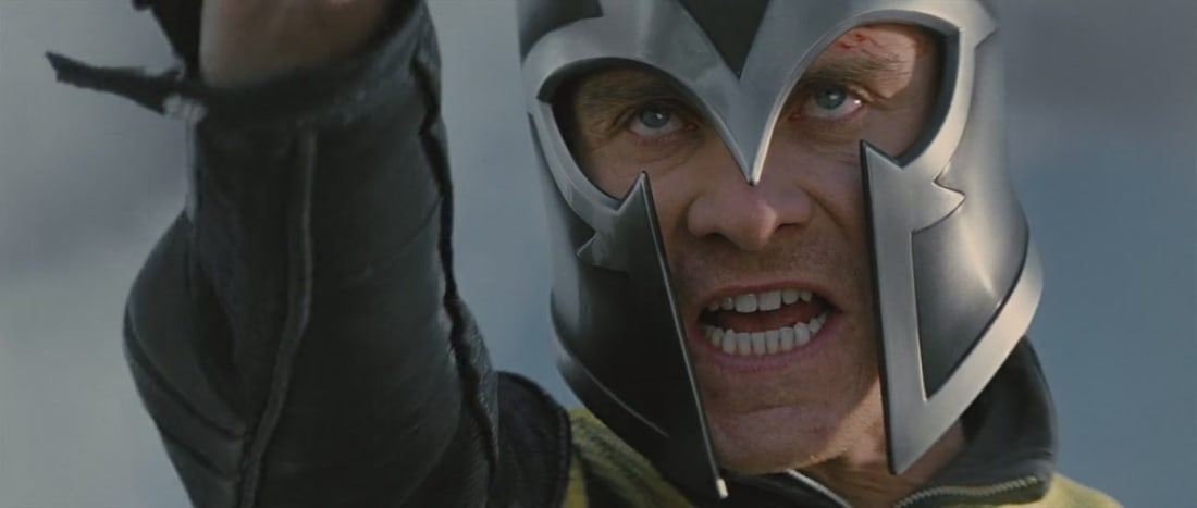 Magneto Michael Fassbender First Class