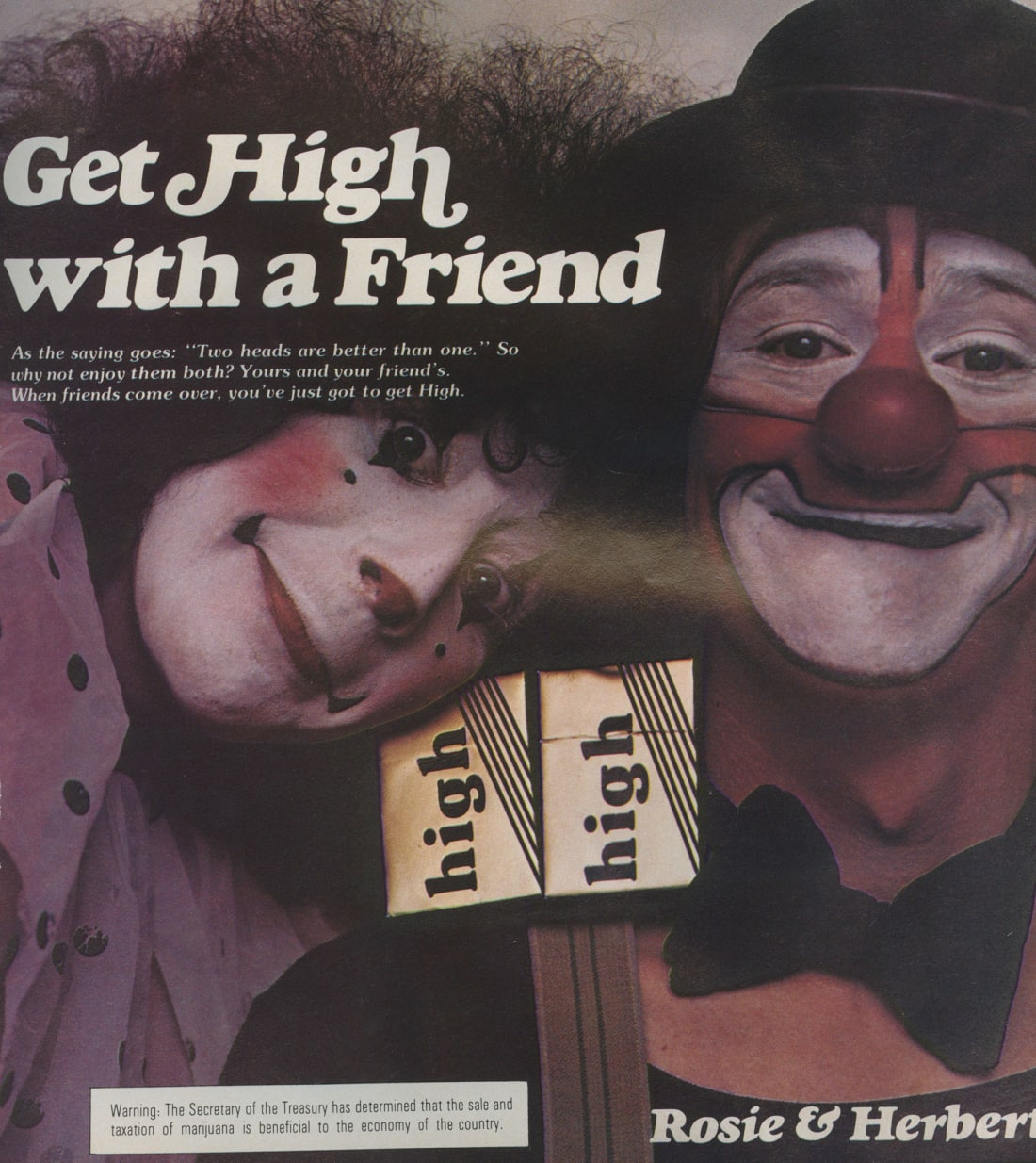 Get High With a Friend