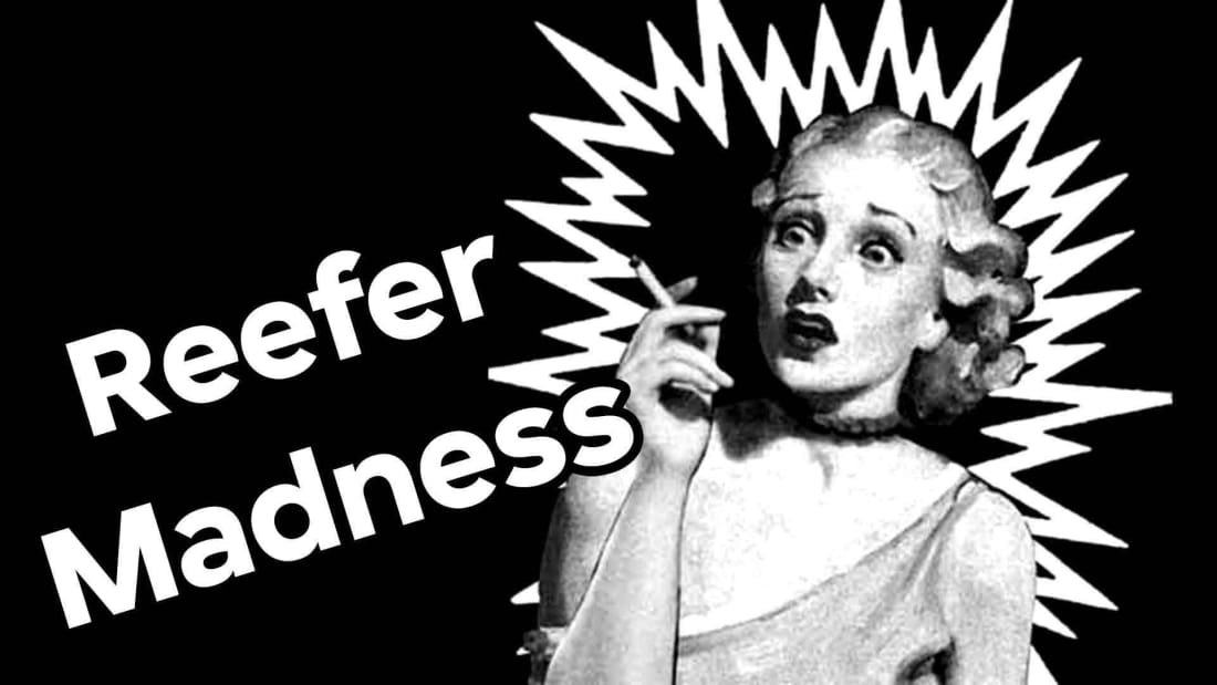 Justin Trudeau's Reefer Madness
