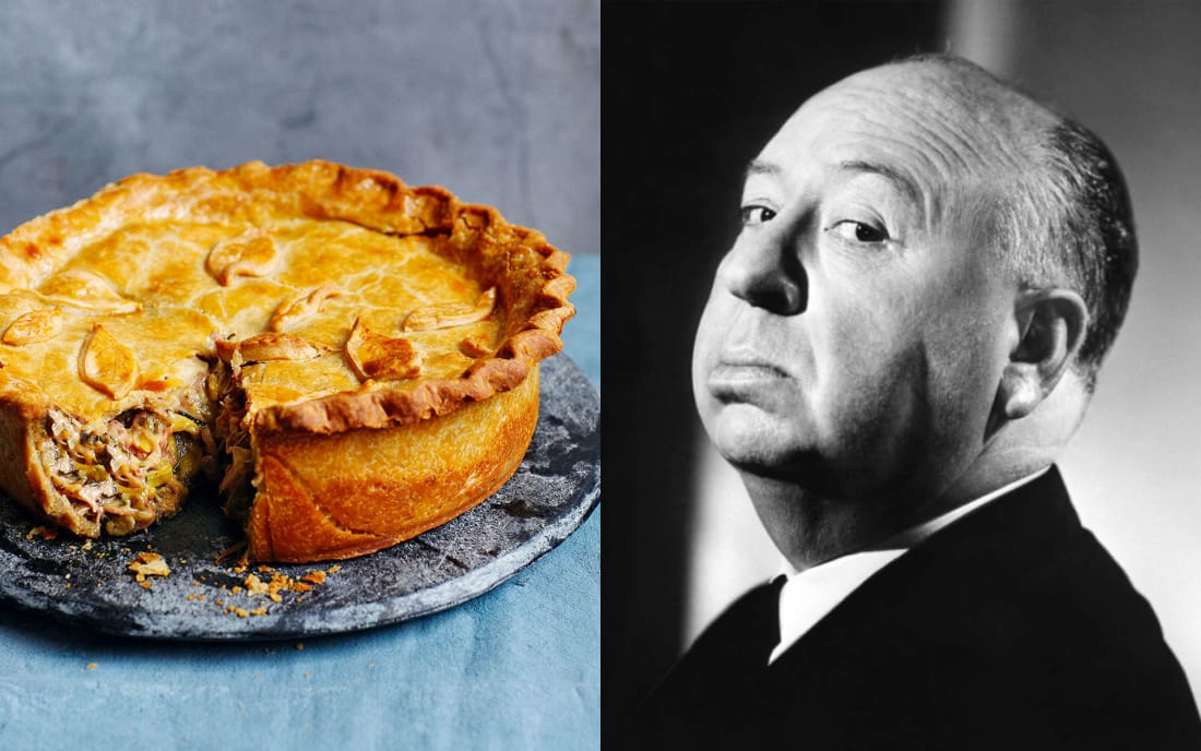 Alfred Hitchcock: Ham Pies