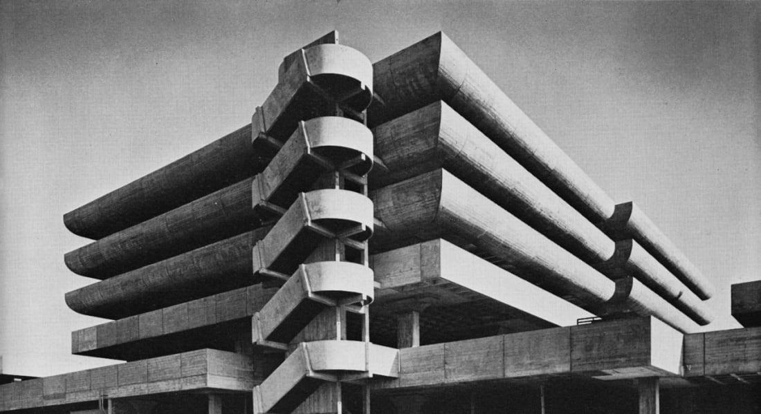 Building inspiration: Tricorn Portsmouth