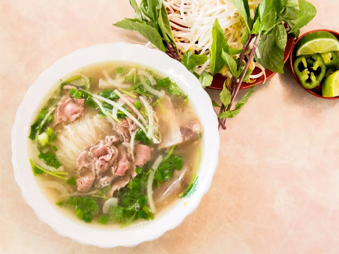 Recipe for Northern Style Pho for Beginners (Pho Bac)