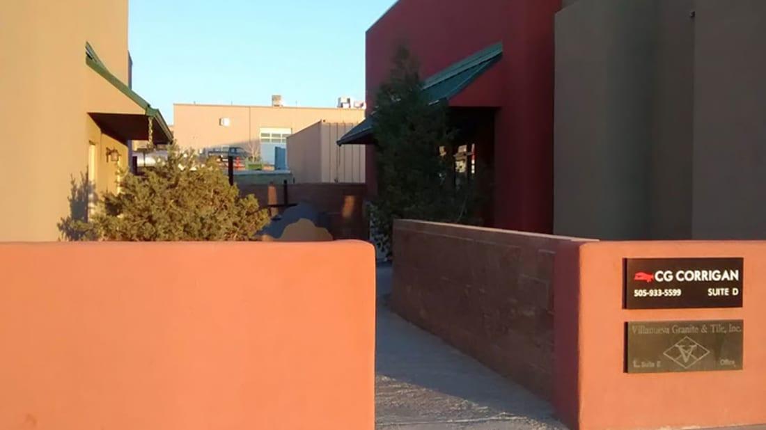 New Mexico: CG Corrigan