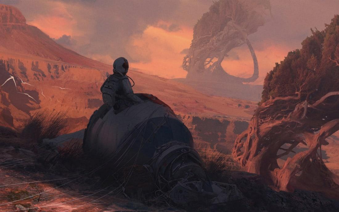 Explorer Investigates Alien Worlds