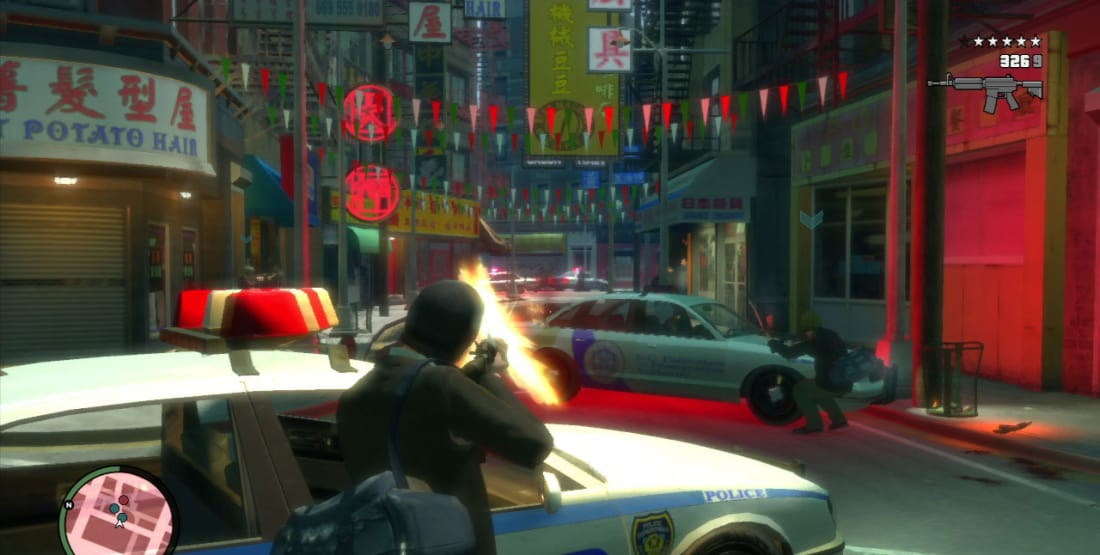 Grand Theft Auto IV - Three Leaf Clover