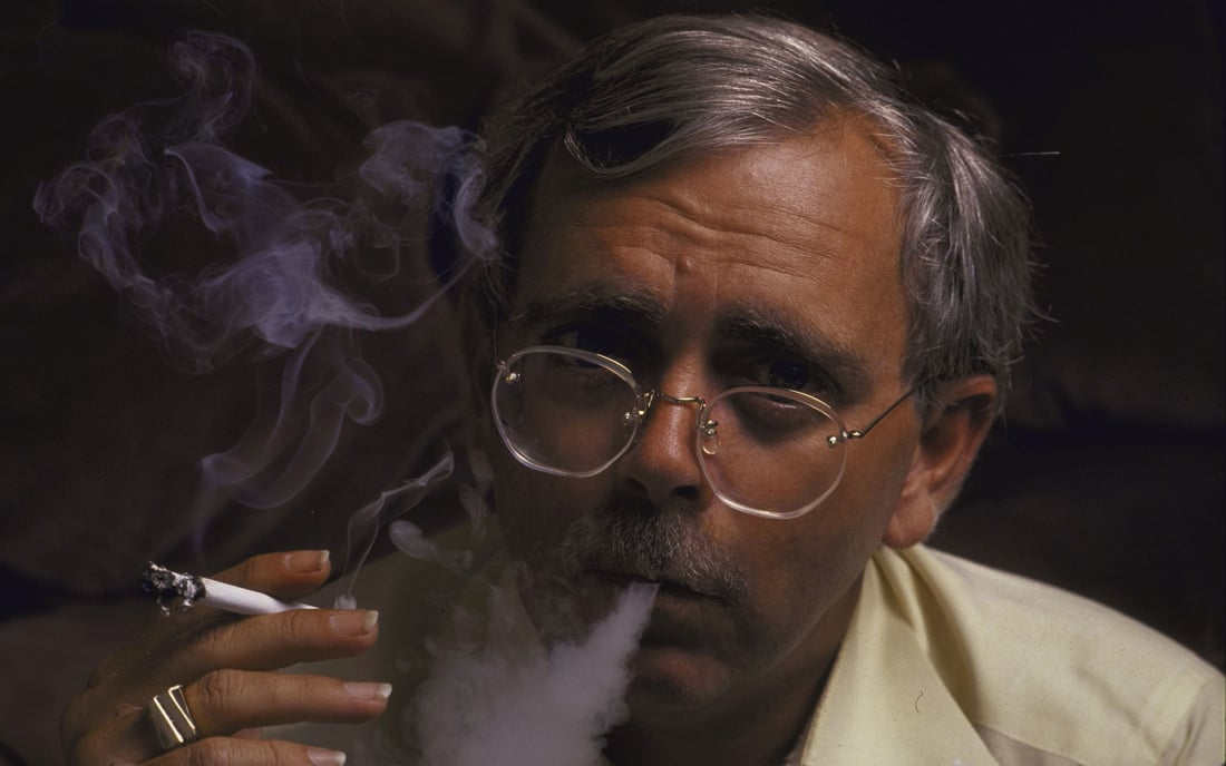 America's First Legal Pot Smoker