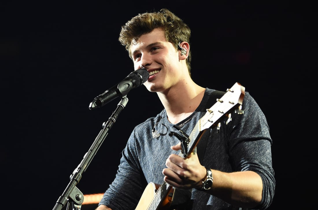 Musicians who became famous through youtube beat for Shawn mendes live at madison square garden