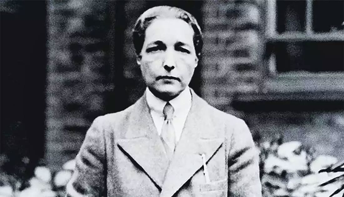 Photo of Radclyffe Hall