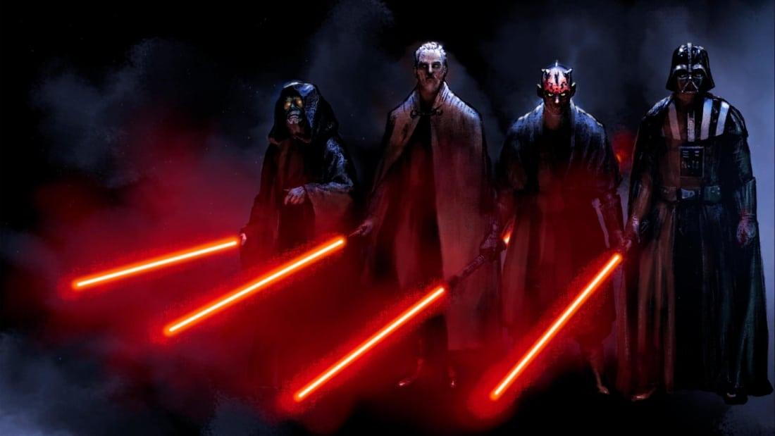 Most Powerful 'Star Wars' Villains