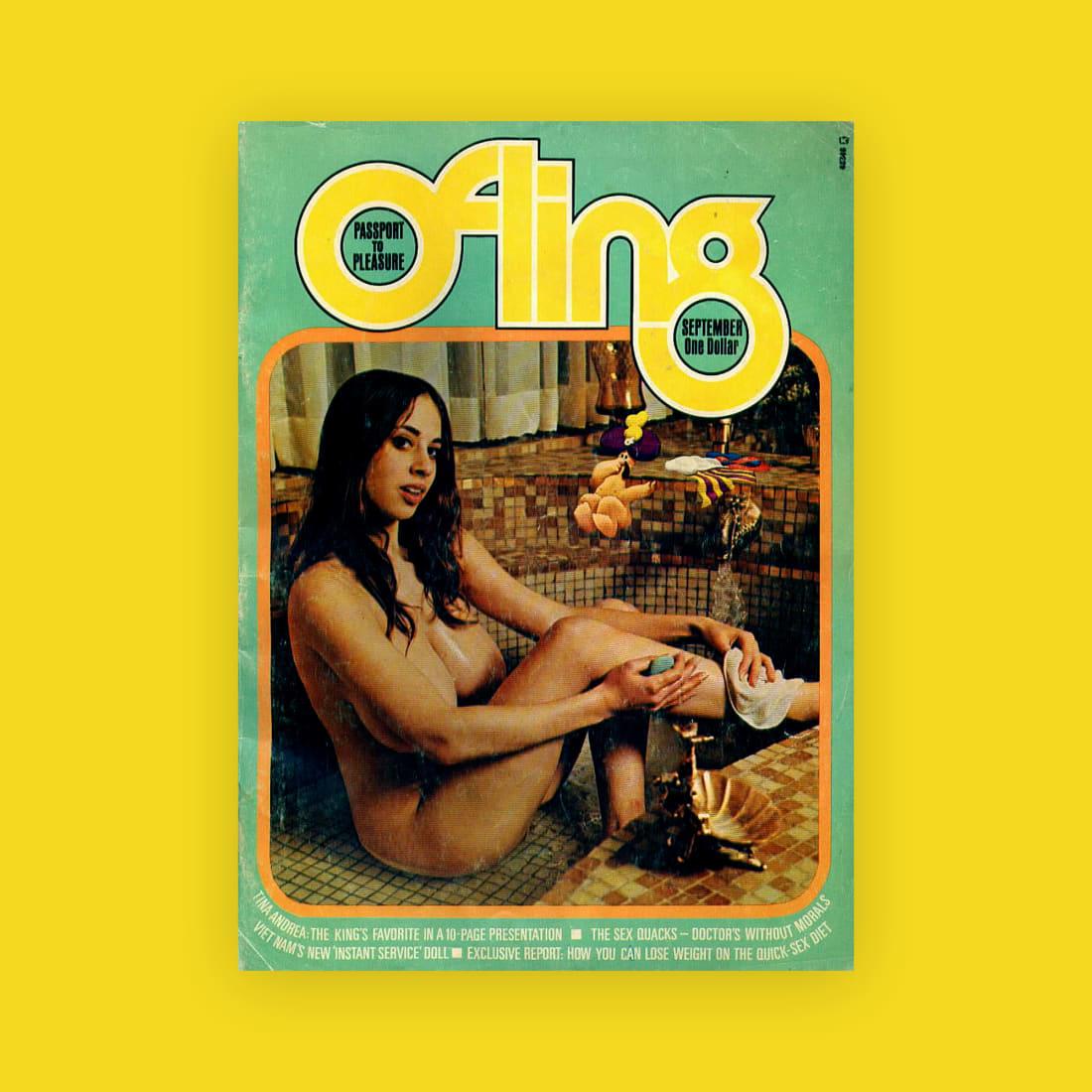 pleasure porn magazine Fling Magazine