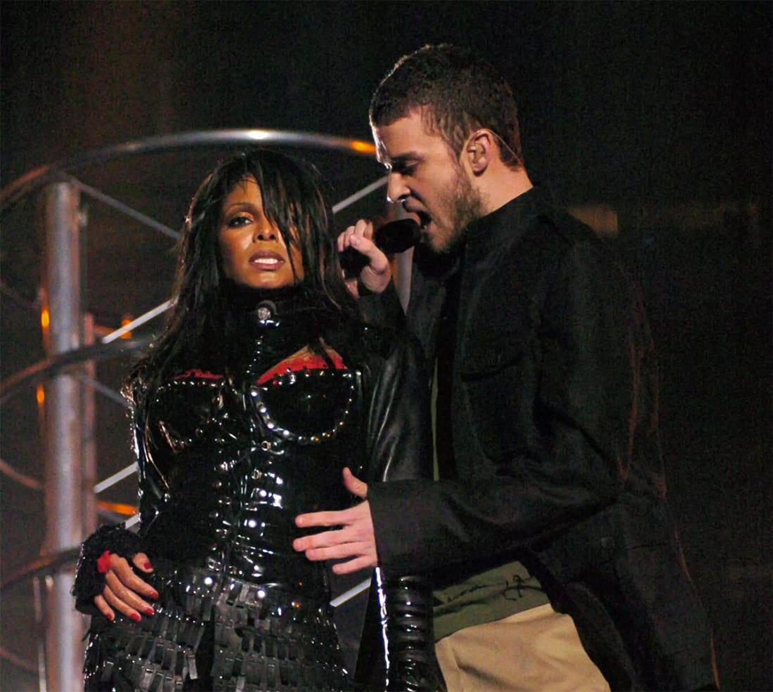 Janet Jackson & Justin Timberlake (2004)