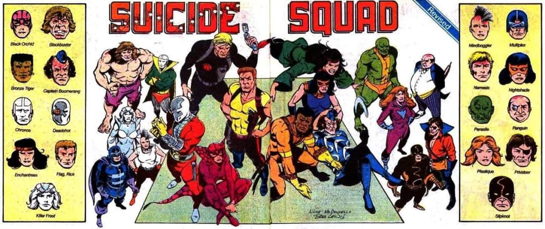 The Original Suicide Squad