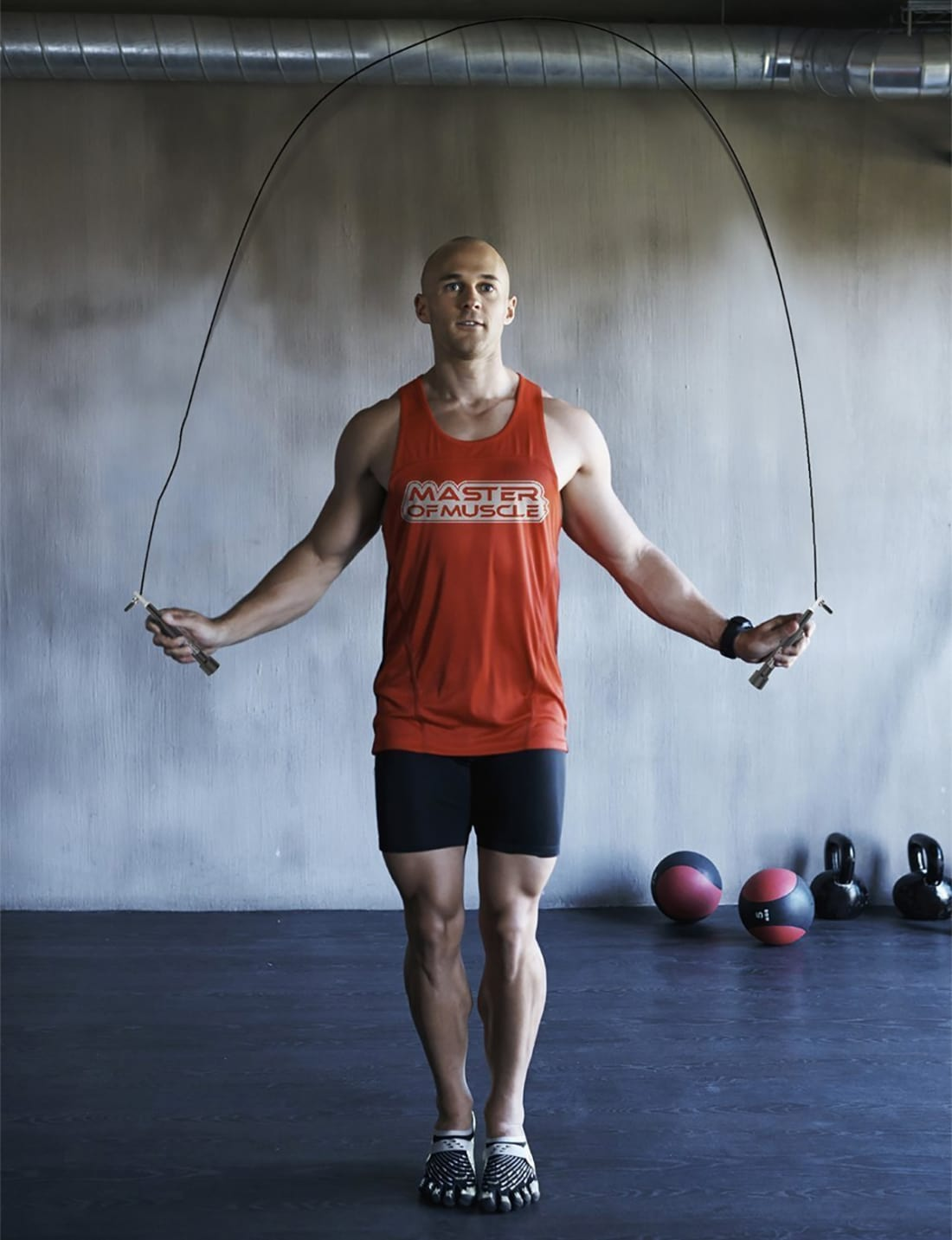 Start Skipping Rope for Cardio