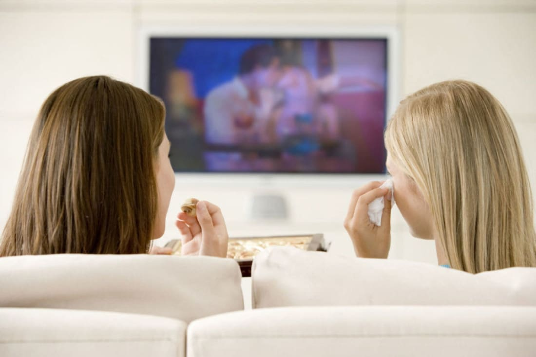 Eating and Watching Flat Screens–The Perfect Combination