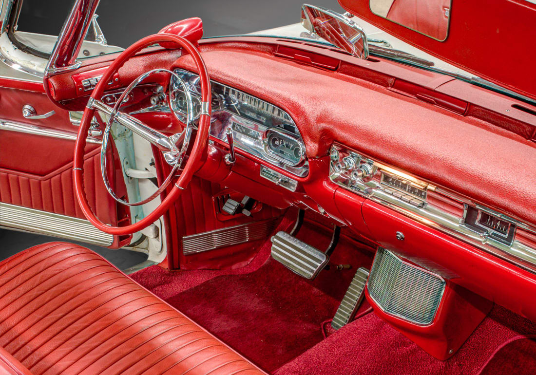 Forgotten Features From Old Cars That Still Look Cool Wheel - Cool young cars