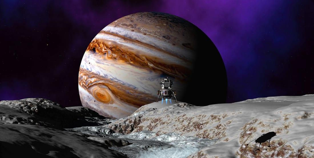 Image via NASA Solar System