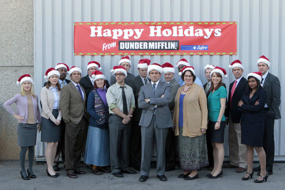 The Office' Christmas Episodes Ranked by Joy and Awkwardness | Geeks