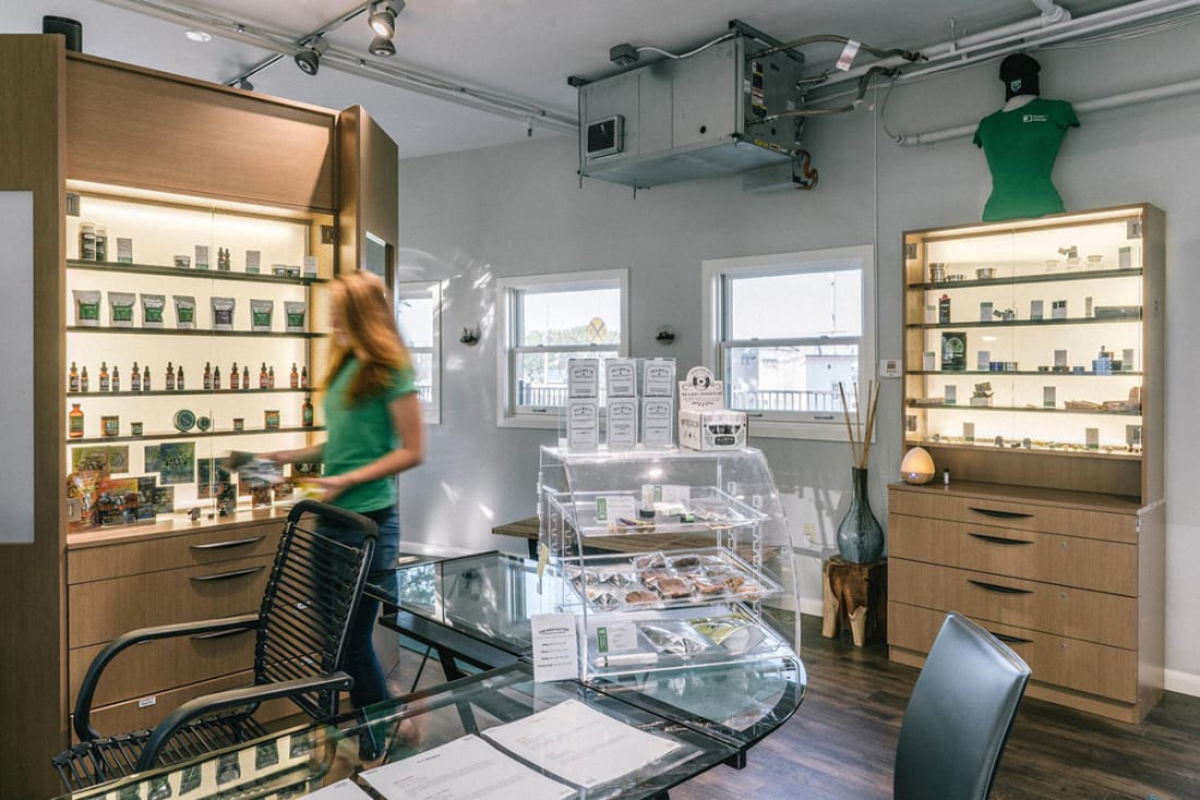 Vermont: Champlain Valley Dispensary