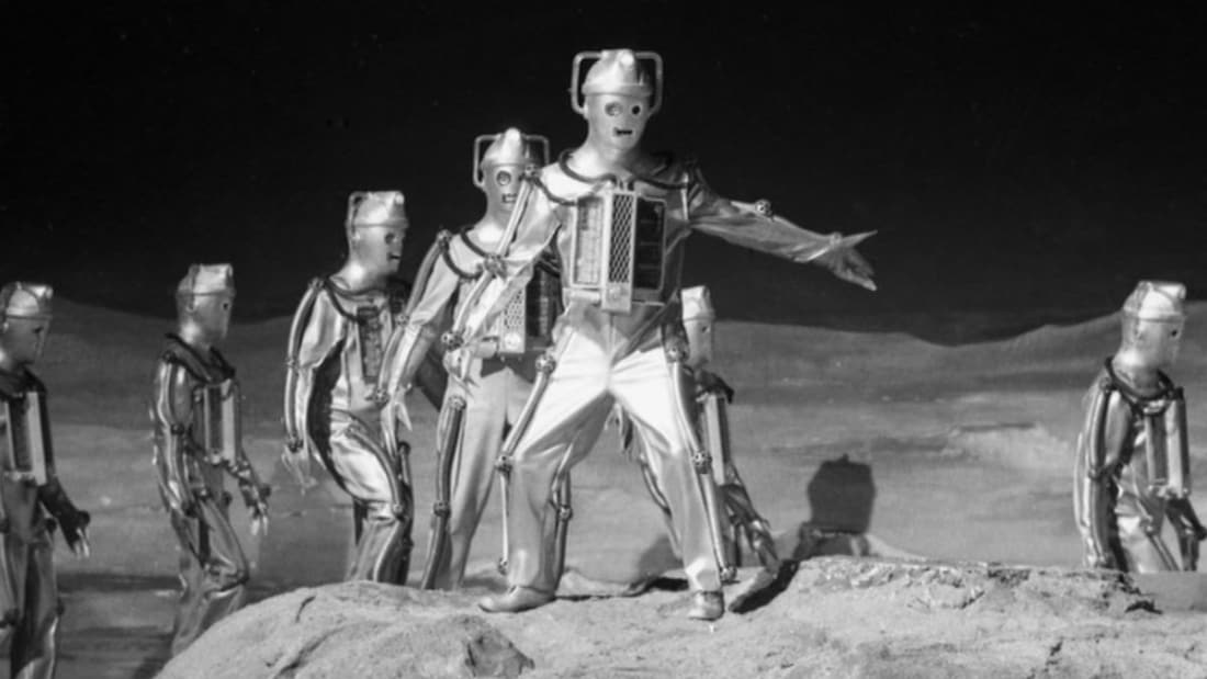 Rewatching... Doctor Who: The Moonbase – Part 4