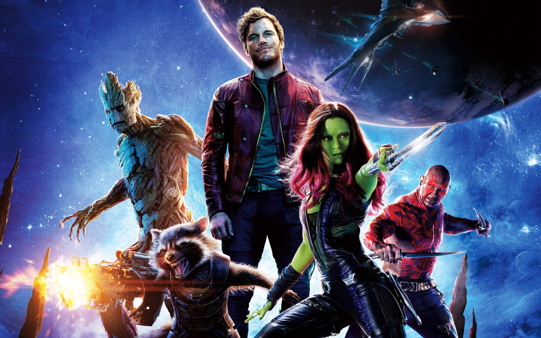 Check Out The Coolest 'Guardians of the Galaxy' Cosplays