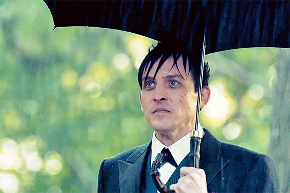 Penguins Umbrella