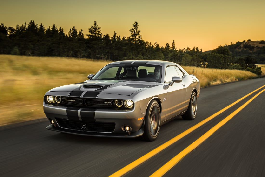 Most Reliable Muscle Cars Wheel