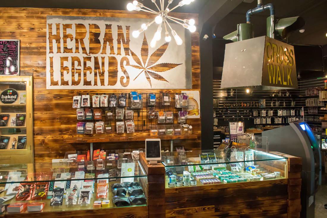 Washington: Herban Legends