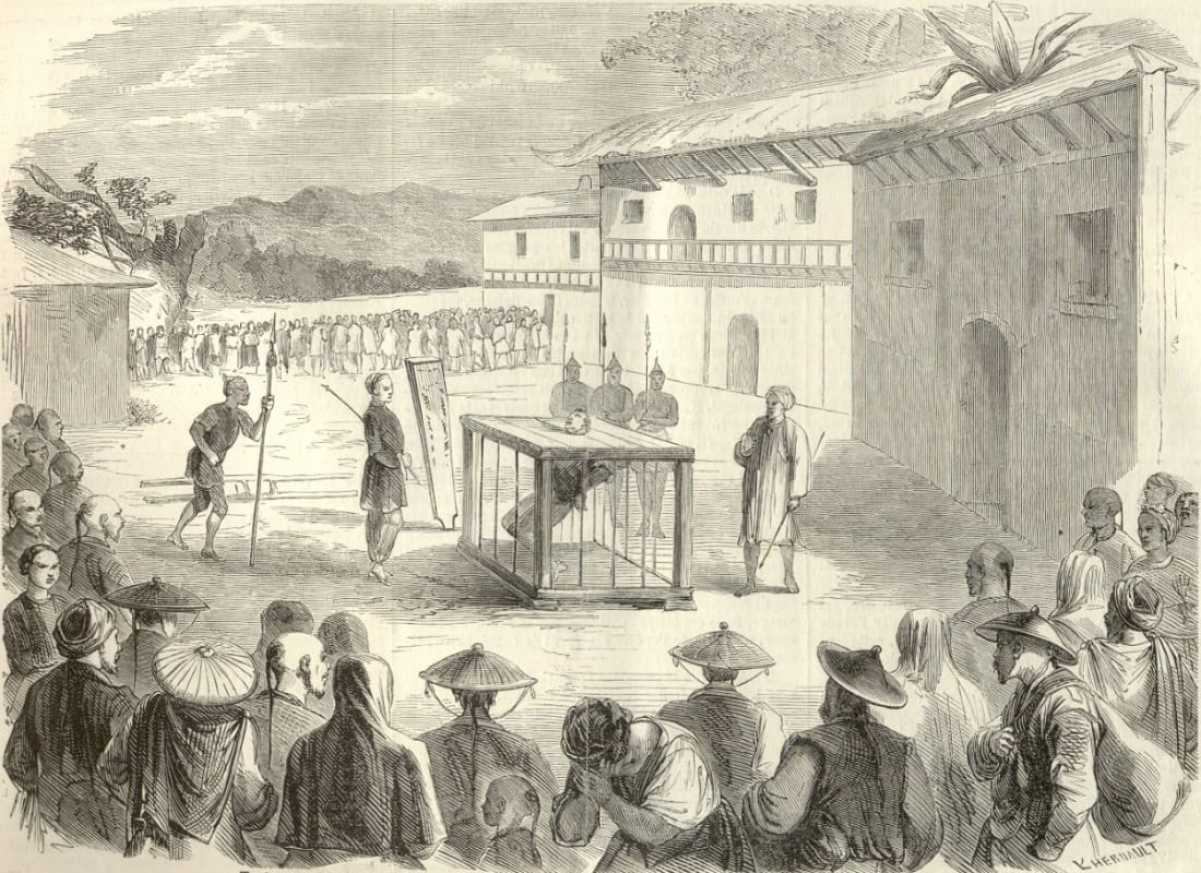 Opium Executions