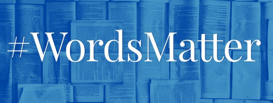 Cover image from the Merriam-Webster Twitter page