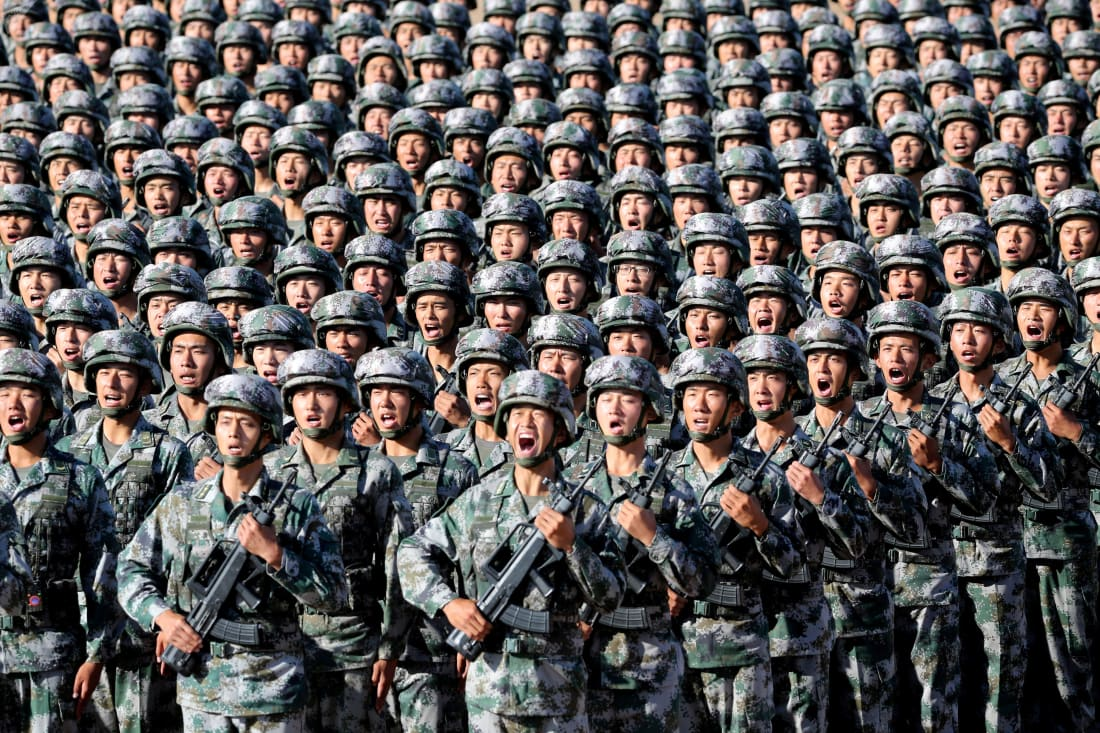 The Most Powerful Military Nations In The World In Serve - Most powerful country in the world in army list