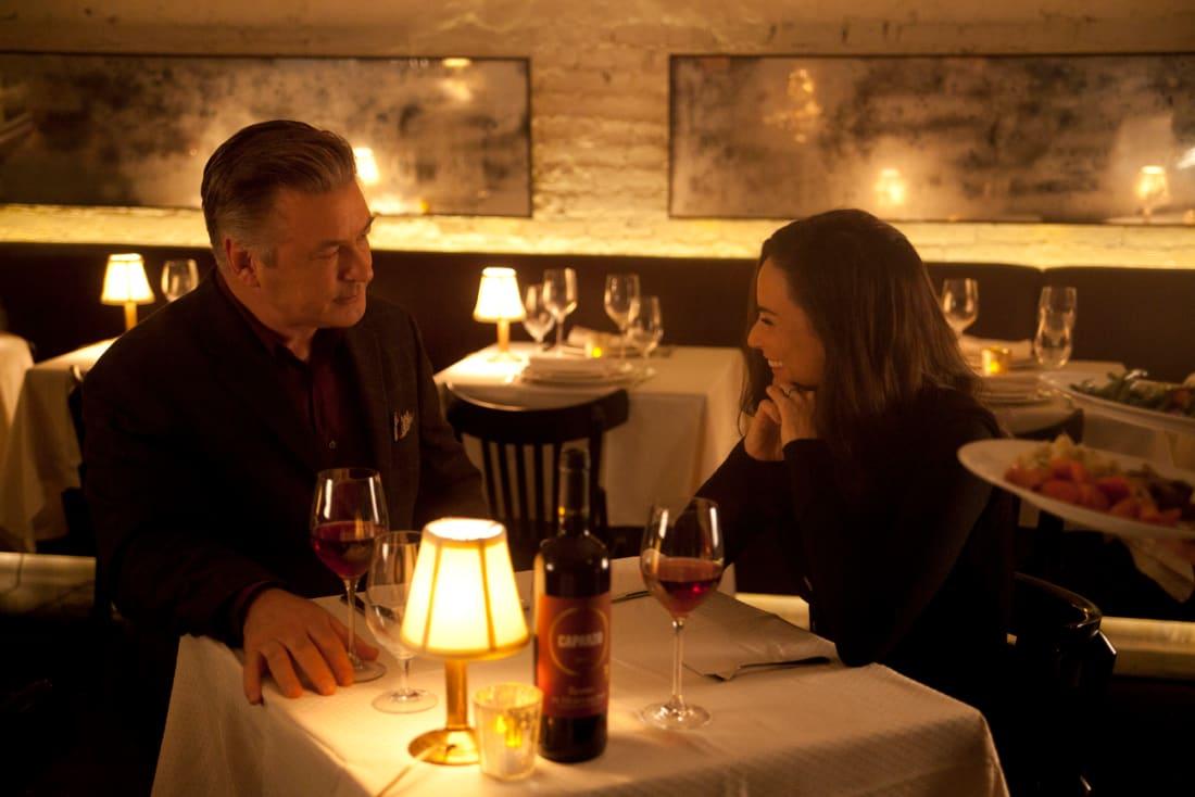 Alec Baldwin and Demi Moore in Blind