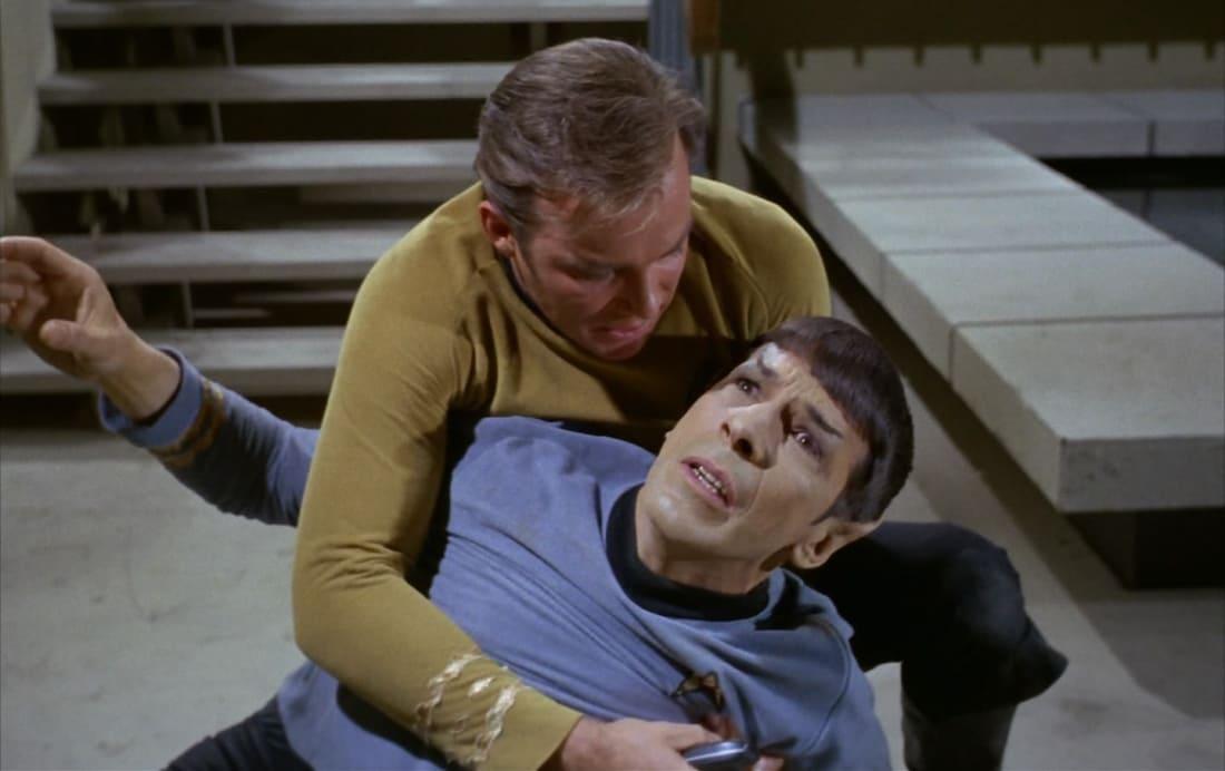 Rewatching... Star Trek: Operation -- Annihilate!