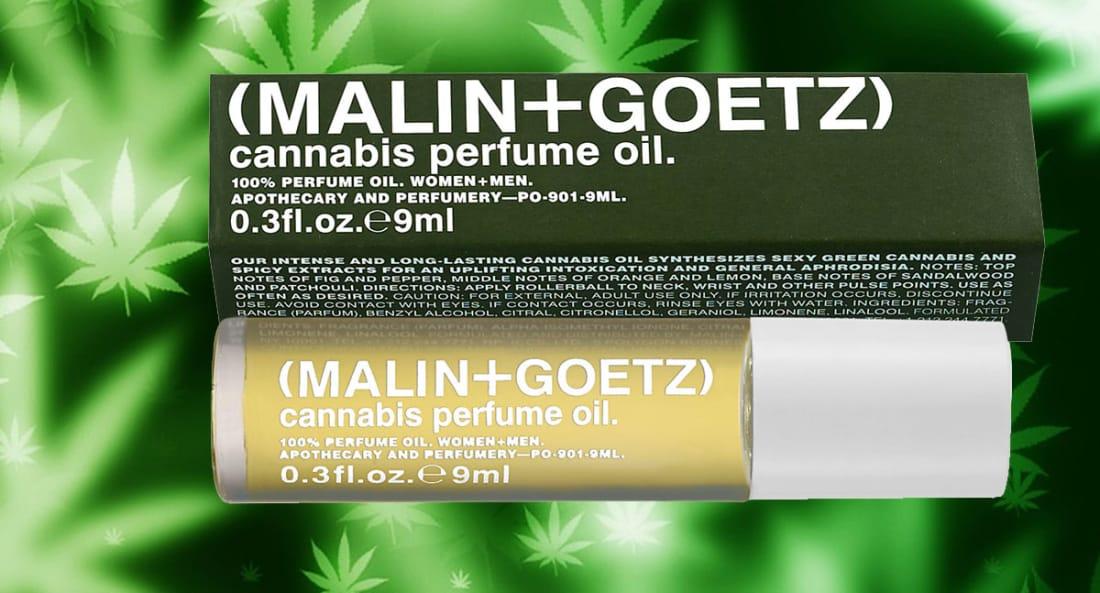 Malin + Goetz Cannabis Perfume Oil